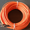 Small fibre Launch loop OM2 orange cable with ST connectors